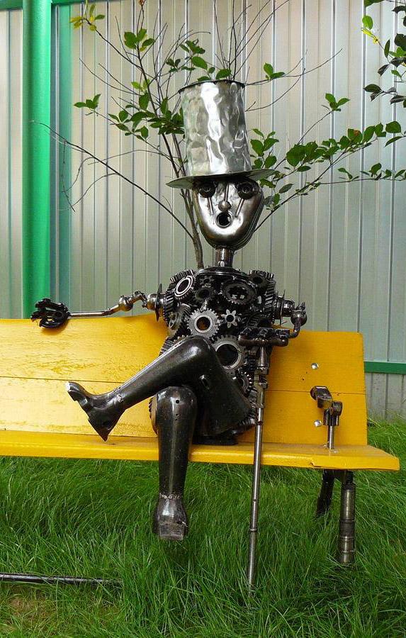 Летом в Тарусе пройдёт фестиваль металлических скульптур