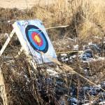 Конкурс по стрельбе из лука