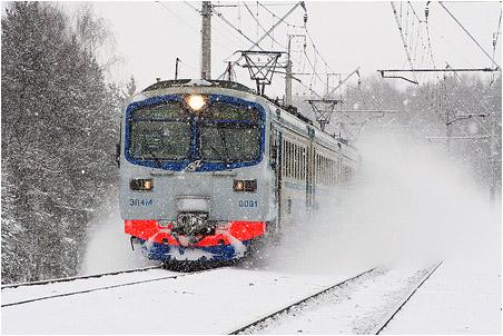 Во время новогодних праздников и каникул экспресс «Калуга – Москва» будет ходить по изменённому расписанию
