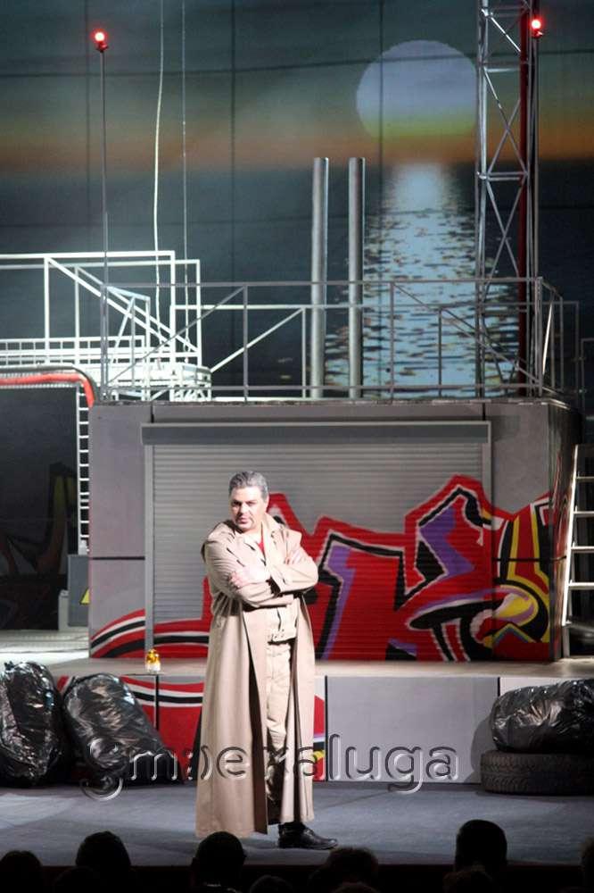 «Понтий Пилат» режиссёра Александра Баранникова: драма «без времени» с булгаковским финалом