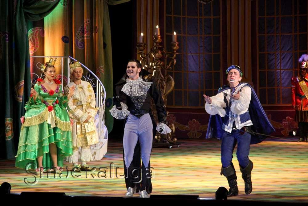 В Калужском областном драматическом театре начался показ семейного спектакля «Щелкунчик, или Тайна ореха Кракатук»