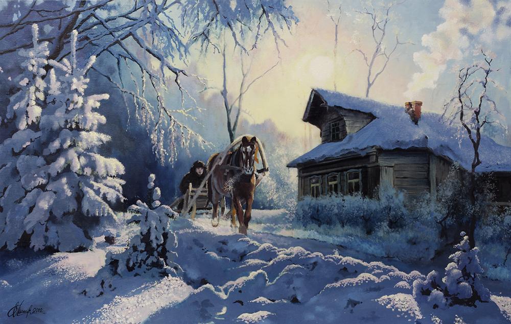 Калужский молодёжный симфонический оркестр приглашает на концерт «Зимний вечер»