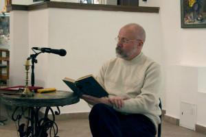 Чтение 9-й главы, Андрей Убогий калуга