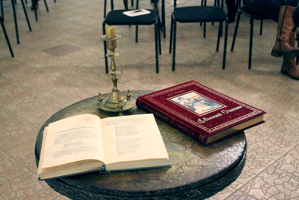 Проект «Литературная гостиная» откроется в феврале публичным чтением «Повестей Белкина»