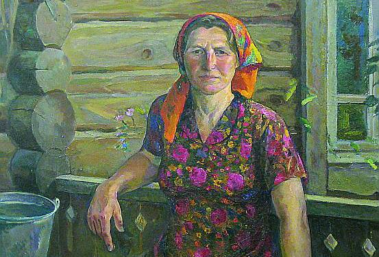 В Доме художника открылась выставка памяти Евгения Китайкина