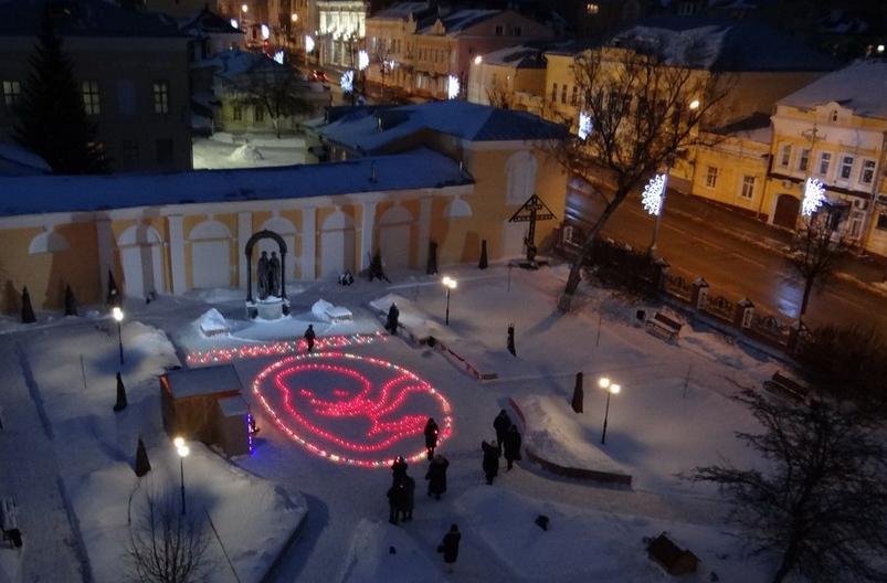 В Калуге во второй раз пройдёт арт-акция «Сохрани Жизнь!»