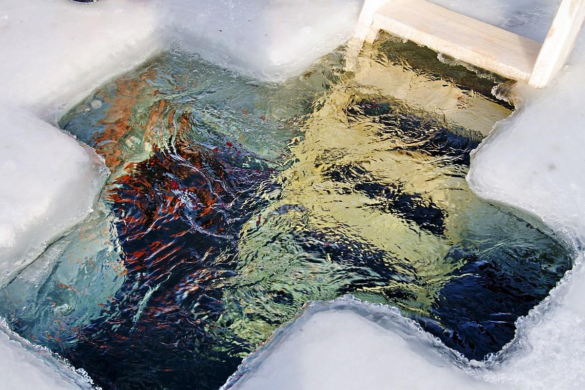 На Крещение купели будут организованы на Яченском водохранилище, Сероводородных озёрах и в городском бору