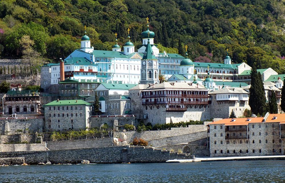 20 января в Калуге откроется выставка, посвящённая 1000-летию русского присутствия на Афоне