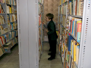 Городская детская библиотека-филиал №5 в калуге