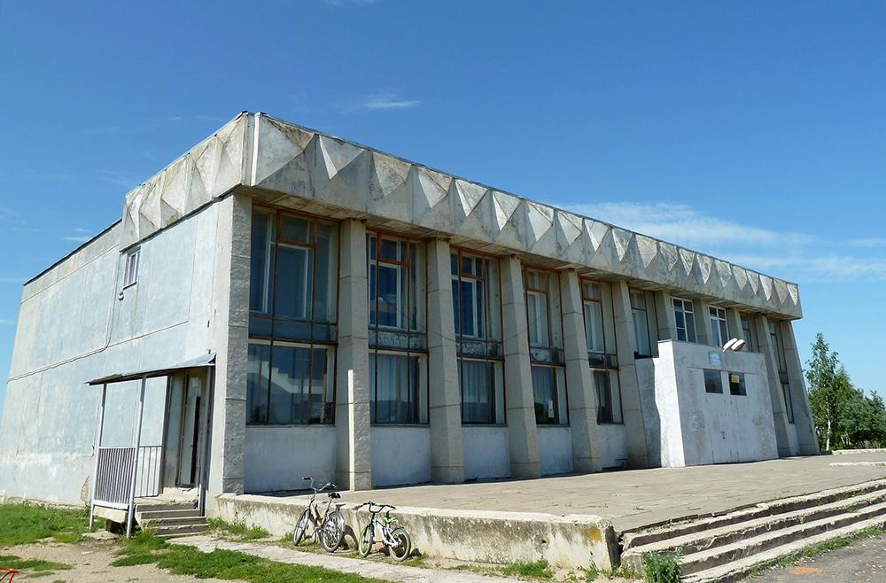 Росвянская сельская библиотека-филиал №34