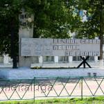Памятник «Вечная слава павшим героям» на улице Болдина калуга