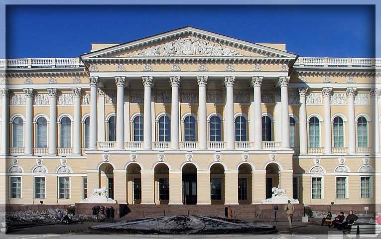 Калужский музей изобразительных искусств приглашает на онлайн-лекторий Государственного Русского Музея