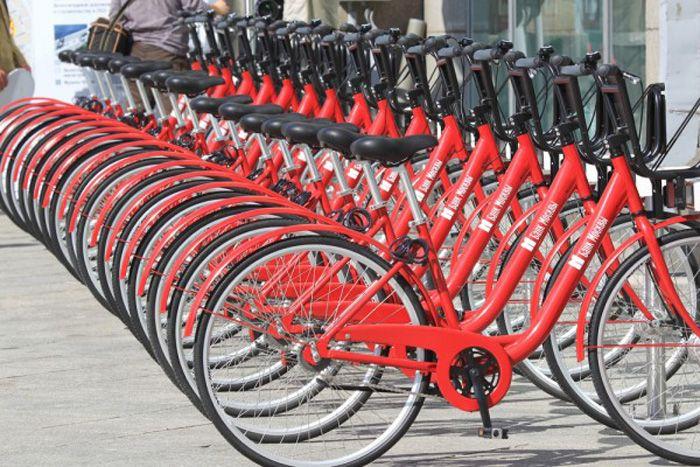 В Калуге планируют запустить проект автоматизированного проката велосипедов