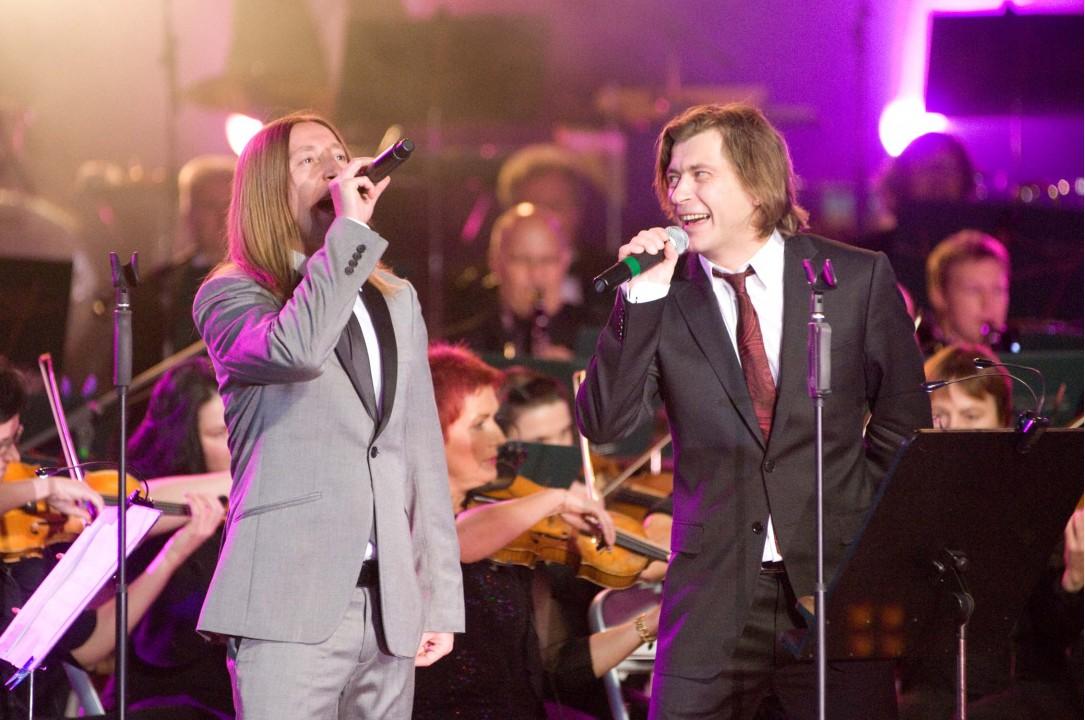 Группа «Би-2» в Калуге исполнит свои хиты в программе «The Best of»