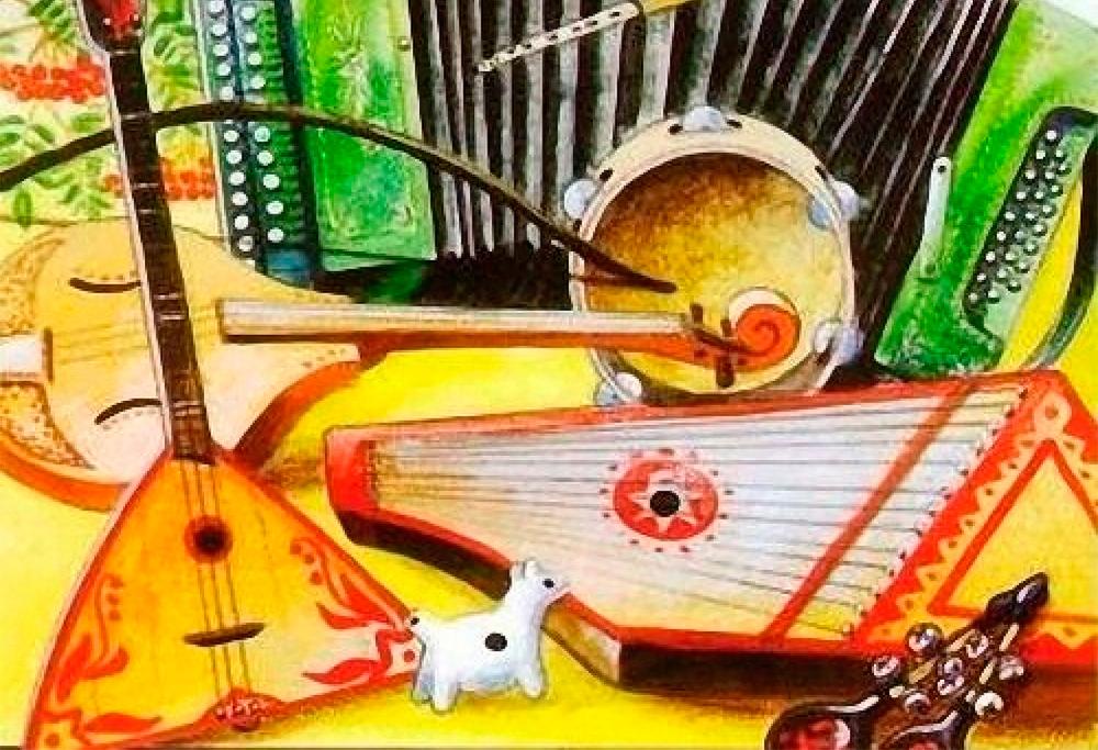 1 марта в Калуге пройдёт фестиваль народных хоров и ансамблей народной песни «Родные напевы»