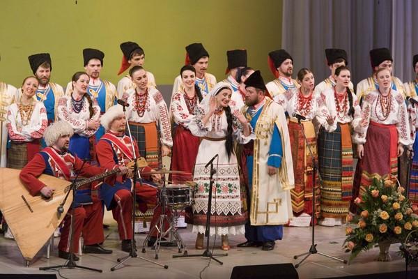 Кубанский казачий хор представит в Калуге программу «Большая казачья история»
