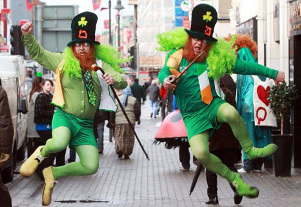 В Калужской областной филармонии вновь отпразднуют День Святого Патрика