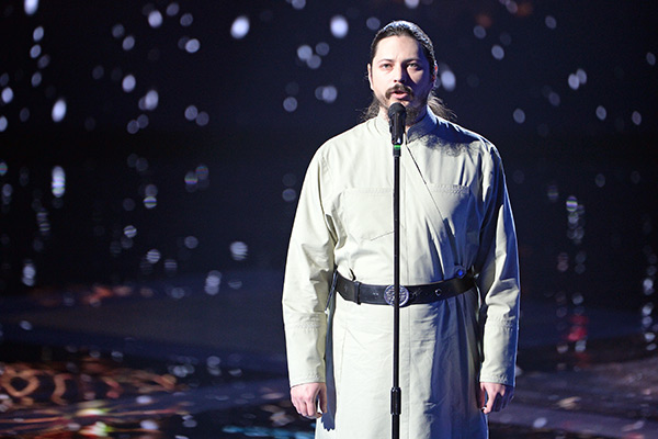 Победитель проекта «Голос» иеромонах Фотий запишет альбомы духовной и эстрадной музыки