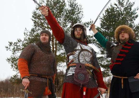 Калужан приглашают в Губернский парк на реконструкцию средневекового боя