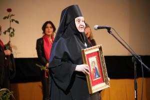 Президент фестиваля монахиня София калуга