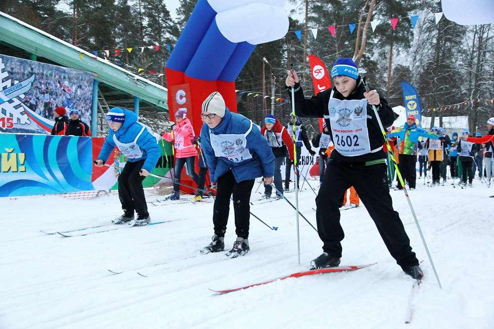 Лыжня России – 2016 состоится 14 февраля в изменённом формате