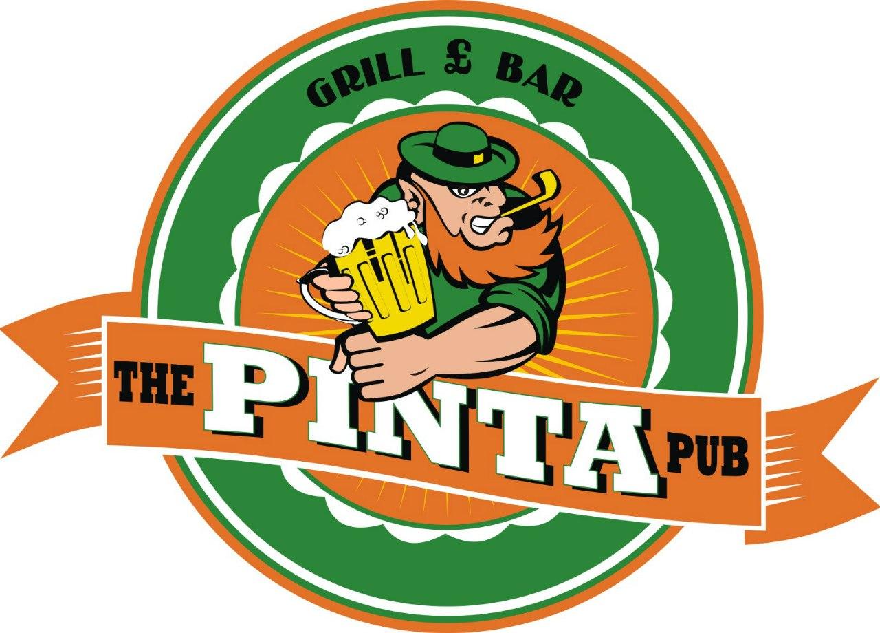 «THE PINTA PUB» Паб-гриль-бар