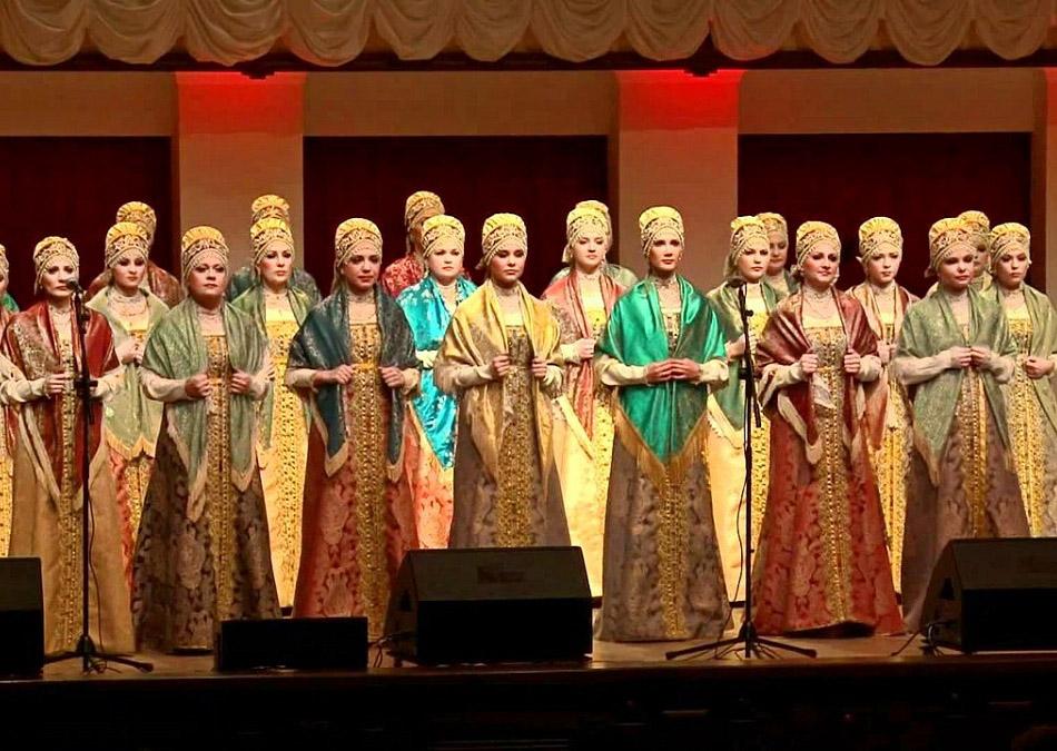 22 марта в Калуге даст концерт Государственный академический Северный русский народный хор
