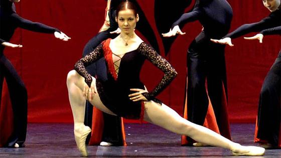 20 марта в Калужской областной филармонии пройдёт вечер одноактных балетов