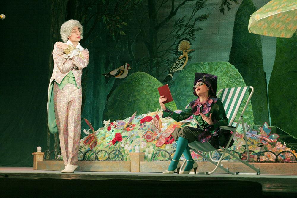 Воронежский театр оперы и балета покажет музыкальную сказку «Нарцисс и Незабудка»