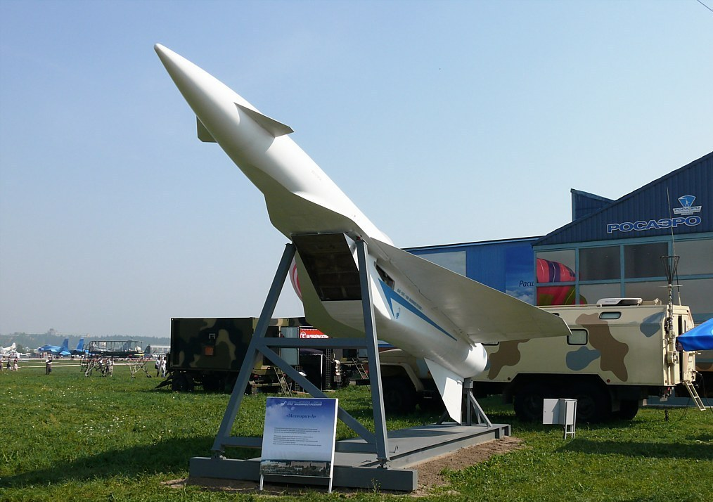 В экспозиции Государственного музея истории космонавтики появится крылатая ракета «Метеорит»