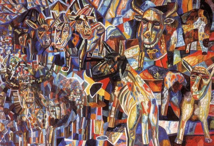 Калужский музей изобразительных искусств приглашает на лекцию образовательного проекта «Русское искусство: XX век»