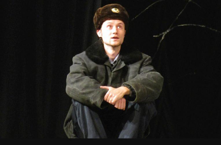 6 февраля в лофте «Циолковский» — спектакль «Ехай» молодёжного театра «Открытые двери»