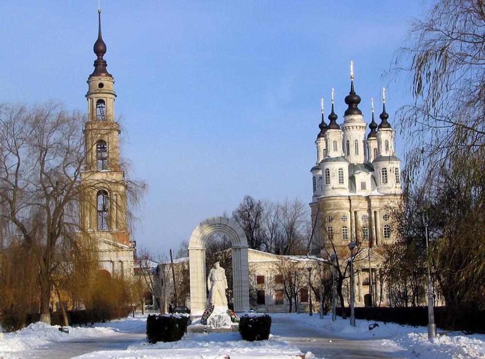 15 февраля в сквере Защитников Отечества пройдёт областная акция «Щит России»
