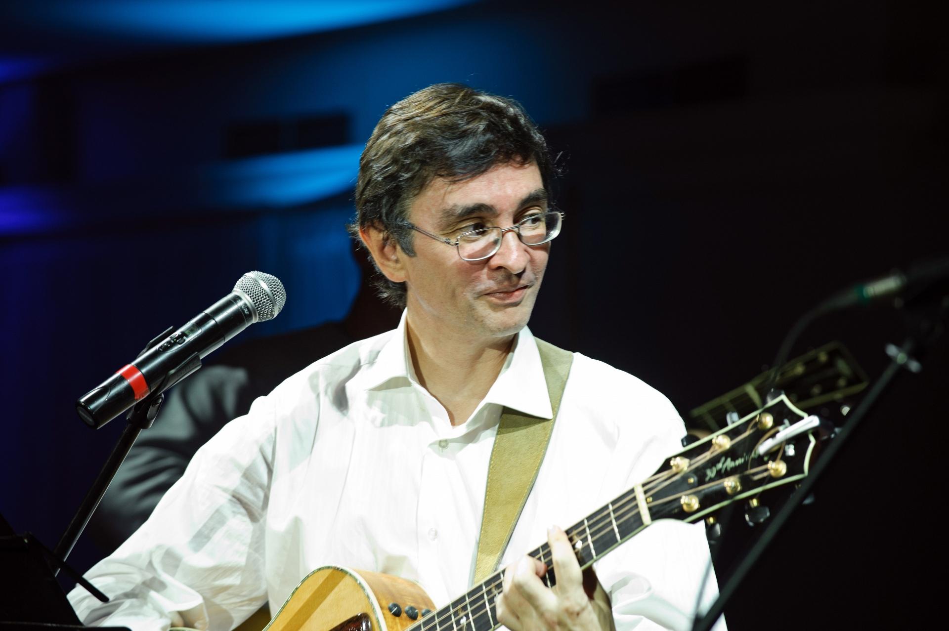 Тимур Шаов в Доме музыки даст концерт «Один день дяди Жоры»