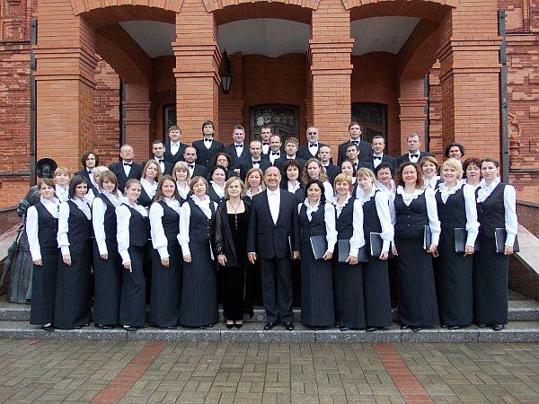 13 марта в Калуге выступит Брянский городской академический хор
