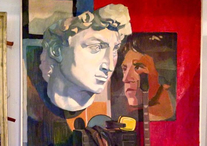 В галерее Дома музыки работает выставка «Талант и школа»