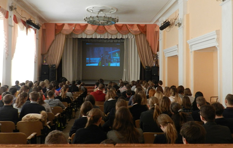 В Городском досуговом центре продолжается показ фильмов кинофестиваля «Встреча»