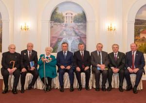 Почётные граждане Калужской области калуга