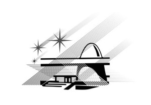 логотип «Планетарий» Василия Гайкалова калуга