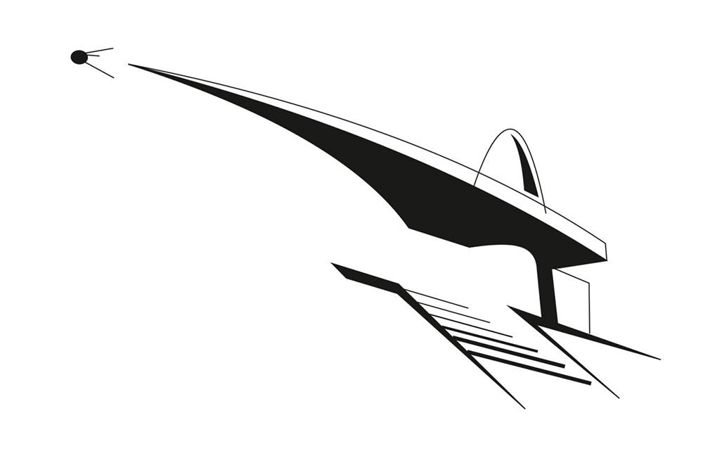 Государственный музей истории космонавтики выбрал обновлённый логотип