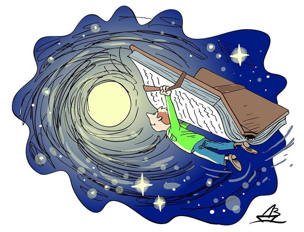 9 марта в Калужском ТЮЗе пройдёт молодёжная встреча «Сила книги»