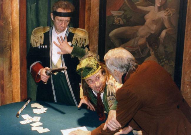 Калужский областной драматический театр готовит выставку «Наши народные и заслуженные»