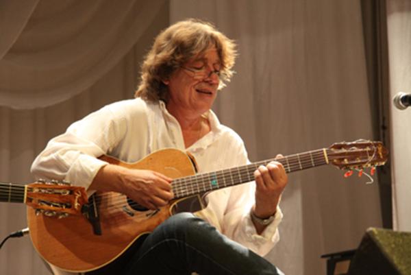 2 апреля при поддержке «Мира гитары» пройдёт уникальное гитарное шоу Ивана Смирнова и его квартета