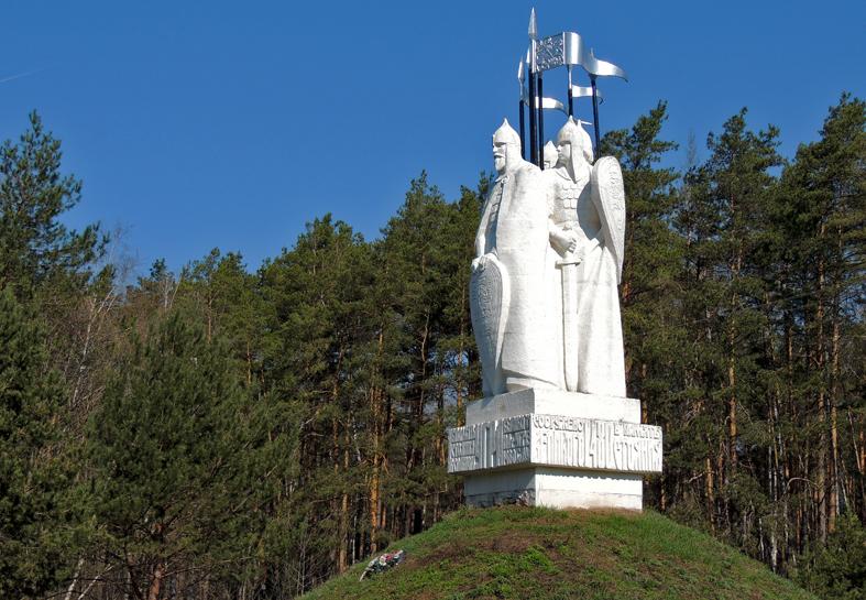 Памятник «Великое стояние на Угре» перенесут на новое место
