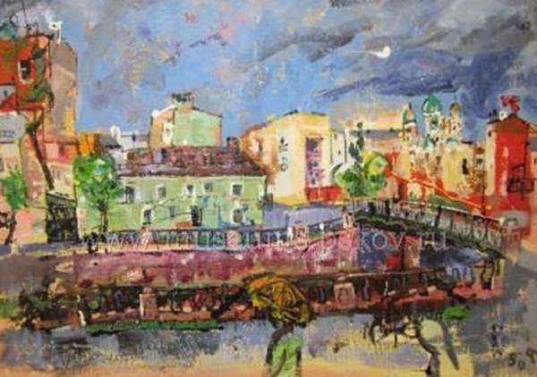 11 марта Калужский музей изобразительных искусств приглашает на «Петербургские встречи»