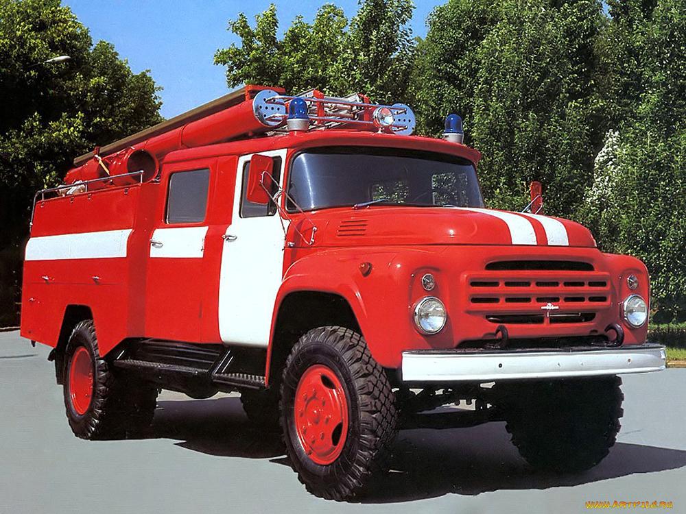 30 апреля на Театральной площади пожарные машины станцуют вальс