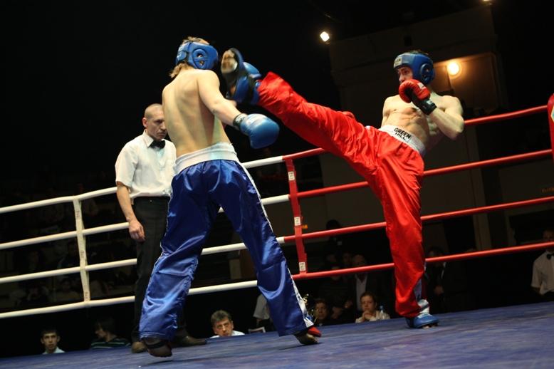 28 апреля в фитнес-клубе «Атмосфера» откроется FIGHT ZONE