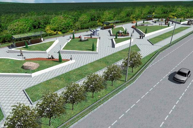 В Калуге обсудили дальнейшее развитие территории Губернского парка