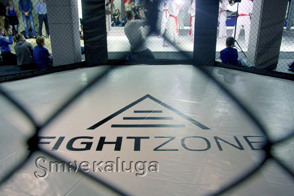 В фитнес-клубе «Атмосфера» открылась профессиональная Файт-зона