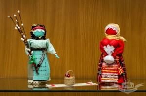 В Доме мастеров открылась выставка «Пасхальный подарок» калуга